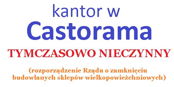 Kantor W Castorama W Kedzierzyn Kozle Gwarancja Najlepszego Kursu
